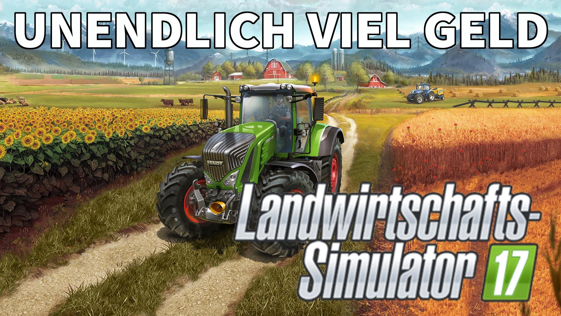 Landwirtschafts Simulator 17 Alle Cheats Im überblick Giga