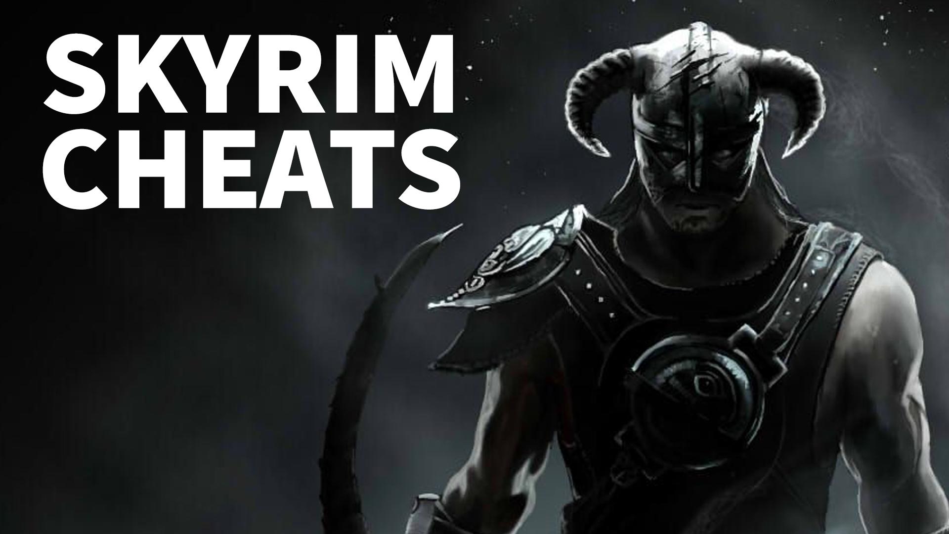 Cheats in The Elder Scrolls V: Skyrim
