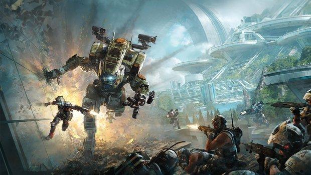 Titanfall 2: Shooter jetzt kostenlos mit Origin Access