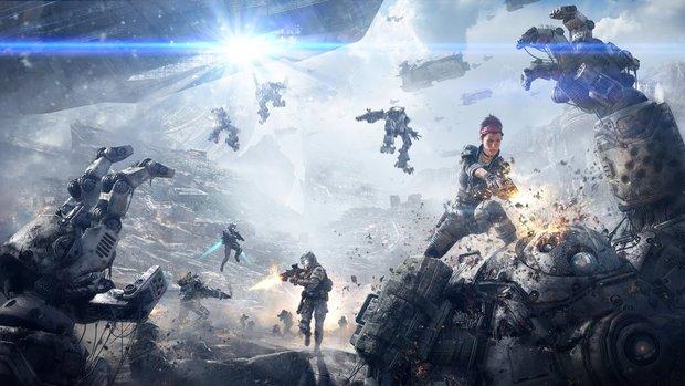 Titanfall 2: Kostenloser DLC kommt schon nächste Woche