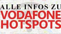 Vodafone Hotspot: Kosten, Nutzung, Standorte & weitere Details