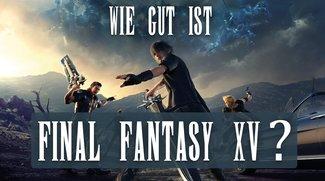 """Final Fantasy 15: Mein erster Eindruck zum Vielleicht-""""Rollenspiel des Jahres"""""""
