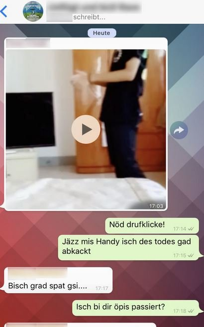 WhatsApp Video Watson