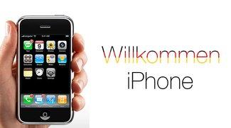 Erstes iPhones in Deutschland vor genau 9 Jahren