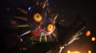 The Legend of Zelda: Beeindruckendes Video erzählt Vorgeschichte von Majora's Mask