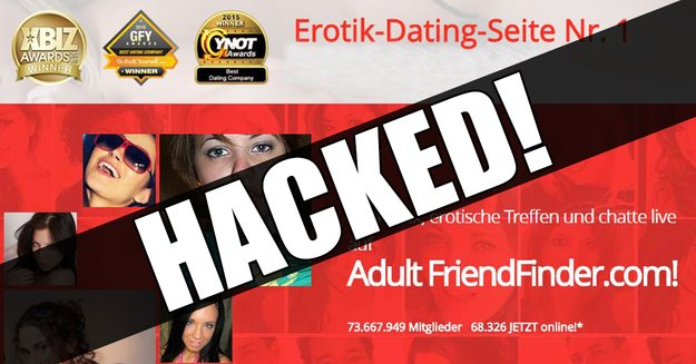 Adult Friend Finder: 412 Millionen Accounts gehackt