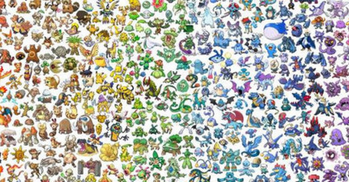 Pokemon Alle Pokemon