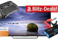 Amazon Blitzangebote: 3-in-1 Auto-Starthilfe, Simply Allnet-Flat, Samsung EVO 32 GB u.v.m. stark reduziert