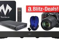 Amazon Blitzangebote: 50.000 mAh Powerbank,  Sony 2.1 Soundbase, KODI TV Box u.v.m. stark reduziert