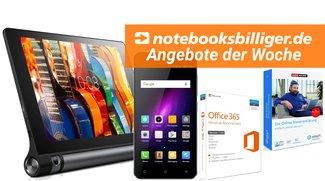 notebooksbilliger.de Angebote der Woche: Bis zu 58 % Ersparnis + zusätzlich 5 % Rabatt auf alles
