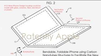 Apple-Patent beschreibt Klapp-iPhone oder faltbares MacBook-Display