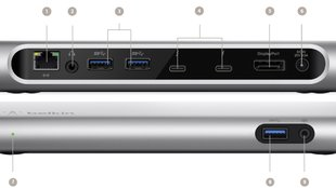 MacBook Pro 2016: Belkin kündigt Thunderbolt-3-Dock an