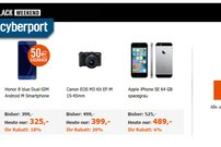 Black Weekend bei Cyberport:<b> Rabatte aufs iPhone 7, MacBooks ab 899 Euro und weitere Deals</b></b>