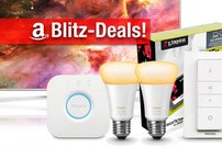 Blitzangebote & CyberSale:<b> Philips Hue zum absoluten Bestpreis + SSD-Kit, TV, Festplatten, Thunderbolt 2 RAID u.v.m.</b></b>