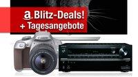 Countdown zur Cyber Monday Woche startet: Canon EOS 1300D, AirPlay-Receiver, Festplatten u.v.m. zum Bestpreis