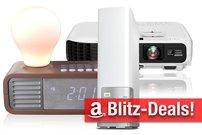 Blitzangebote: Beamer, NAS, Festplatten, Lichtwecker, Philips Hue Dimming Kit u.v.m. nur heute billiger