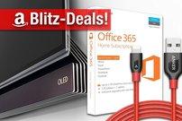 Countdown zum Cyber Monday: Heute Rabatte auf AnkerDirect-Zubehör, Gesundheitsprodukte, Office 365, OLED-TVs u.v.m.