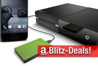 Countdown zum Cyber Monday:<b> Xbox-Bundle, HTC ONE A9, jede Menge Festplatten u.v.m. nur heute mit fetten Rabatten</b></b>