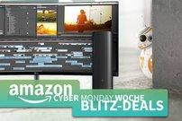 Cyber Monday Blitzangebote:<b> 34 Zoll Display, Festplatte, BB-8-Drohne, Philips Hue u.v.m. vergünstigt zum besten Preis</b></b>