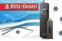 Blitzangebote: FireTV Stick, 4K-Curved-TV, Mac-Festplatte u.v.m. kurze Zeit vergünstigt zum Bestpreis