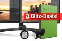 Blitzangebote: 34 Zoll QHD Ultra Wide Display, AirPods-Alternative, Tischlampe im Mac-Design, Xbox-Festplatte u.v.m.