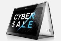 Black Friday: Bis zu 20 Prozent Rabatt auf Lenovo-Laptops