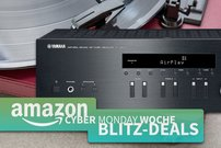 Cyber Monday Blitzangebote:<b> AirPlay-Receiver, Lightning-Stick, Plattenspieler, ex. Soundkarte u.v.m. günstiger</b></b>