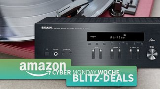 Cyber Monday Blitzangebote: AirPlay-Receiver, Lightning-Stick, Plattenspieler, ex. Soundkarte u.v.m. günstiger