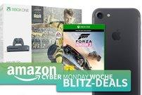 Cyber Monday Blitzangebote & CyberSale:<b> iPhone 7 zum Bestpreis, Xbox One S Bundle, NAS u.v.m. günstiger</b></b>