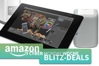 Cyber Monday Blitzangebote:<b> Wacom Cintiq, Netzwerklautsprecher, 8 TB NAS, Acer Smartphone u.v.m. günstiger</b></b>