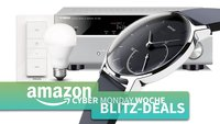 Cyber Monday Blitzangebote: Withings Activité, Philips Hue, AirPlay-Receiver, Festplatten u.v.m. heute billiger