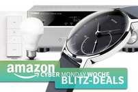 Cyber Monday Blitzangebote:<b> Withings Activité, Philips Hue, AirPlay-Receiver, Festplatten u.v.m. heute billiger</b></b>
