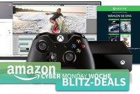 Cyber Monday Blitzangebote: Xbox-Bundles, 34-Zoll-Display, MS Office 365 u.v.m. heute Abend und morgen früh günstiger