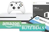 Cyber Monday Blitzangebote: Xbox One S, NAS, HP Convertible Notebook, Office 2016 für Mac u.v.m. heute zum besten Preis
