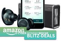 Cyber Monday Blitzangebote: Wetterfester BT-Lautsprecher, BT-Ohrhörer mit Herzfrequenzmessung, Tablet u.v.m. günstiger
