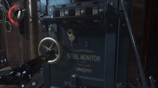 Dishonored 2: Safe-Kombinationen in allen Kapiteln