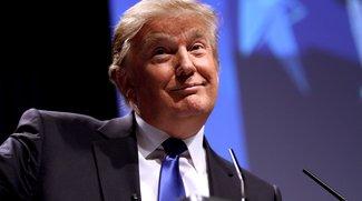 """Donald Trump über iPhone-Produktion in den USA: """"Tim Cook liebt dieses Land"""""""
