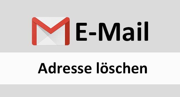 E-mail adresse gelöscht wiederherstellen