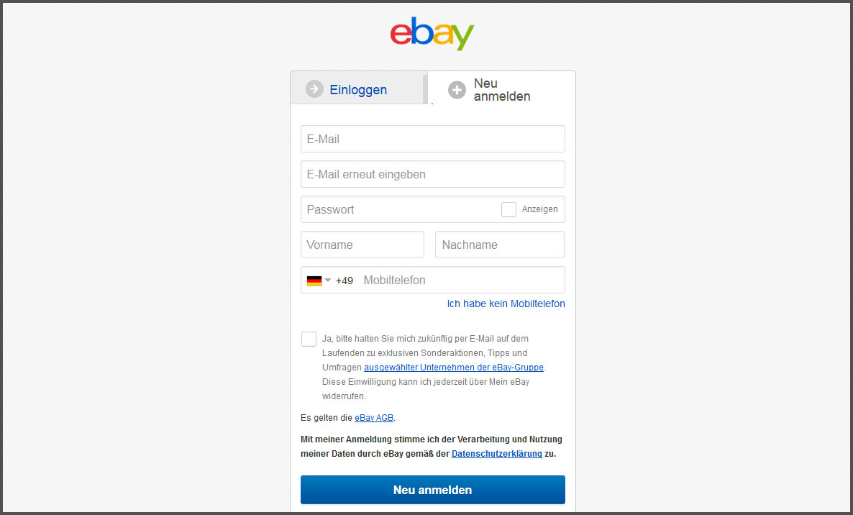 Wie Erstellt Man Ein Paypal Konto