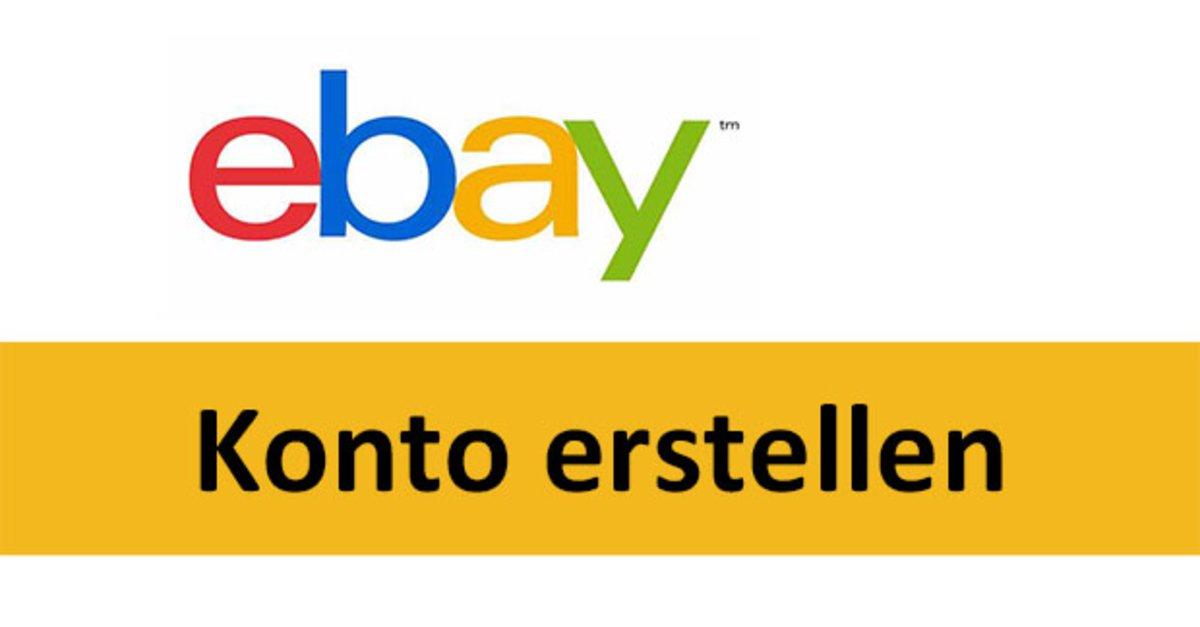 ebay konto erstellen so geht s giga. Black Bedroom Furniture Sets. Home Design Ideas