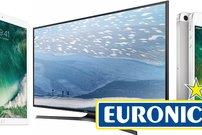 Black Friday Deals bei Euronics: 60-Zoll-Samsung-TV, iPhone SE, iPad Pro und mehr zu Top-Preisen