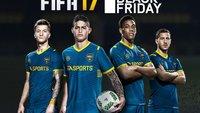 FIFA 17: Black Friday im FUT-Modus