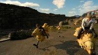 Final Fantasy 15: Chocobo freischalten und Birnen finden