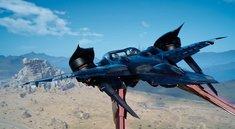 Final Fantasy 15: Regalia Typ-F freischalten - so fliegt ihr mit dem Auto durch Eos