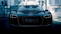 """Dinge, die die Welt (nicht) braucht: Ein Audi R8 im """"Final Fantasy 15""""-Design"""