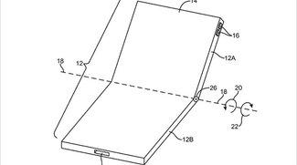 Patentantrag: Apples Vision eines flexiblen iPhones à la Motorola RAZR