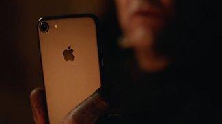 Apple wünscht mit Frankensteins Monster frohe Weihnachten