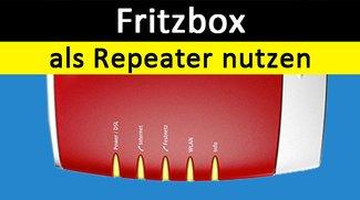 Alte Fritzbox als Repeater nutzen – so geht's