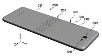 Galaxy X: So könnte Samsungs faltbares Smartphone aussehen