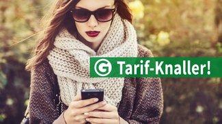 Tarif-Knaller! Allnet-/SMS-Flat, 4 GB LTE, EU-Roaming-Flat, Multicard + Samsung BT-Lautsprecher für 12,99 Euro pro Monat